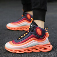 Men's Air Cushion Sneakers Casual Athletic Sports Running Tennis Trainers Shoes