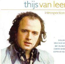 Thijs Van Leer Introspection II CD NEW SEALED 2001 Focus