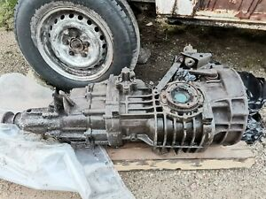 VW T3 Syncro Transporter Multivan Caravelle Vanagon gearbox/getriebe code AAN
