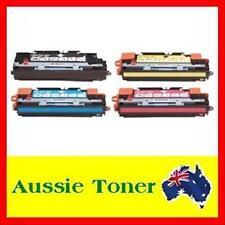 4 x HP Q6470A Q7581A Q7582A Q7583A Toner Cartridge