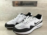 Women's Nike Air Max 1 G Spikeless Golf Shoes White/Black CI7736-100 Size 9