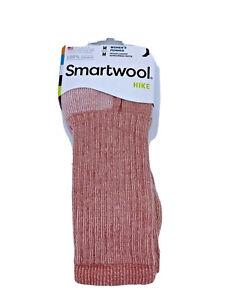 SmartWool meadow mauve medium cushion hiking sock women's size M