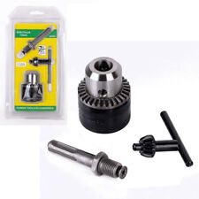 "Rotary Hammer Drill Chuck Adapter 1.5-13mm 1/2"" - 20UNF Thread With SDS Plus Kit"