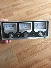 Micronta (Radio Shack) 3 Range Power / Modulation / SWR Tester Cat. # 21-522