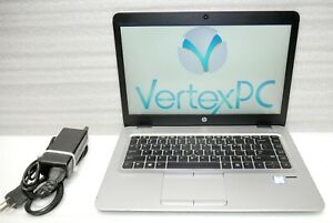 HP EliteBook 840 G3 Core i5 2.40GHz 256gb SSD 8GB Windows 10 Pro camera FHD ^v^