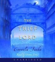 The Thief Lord by Cornelia Funke (2005, CD, Unabridged)12