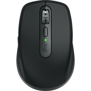 Logitech MX Anywhere 3 Compact Performance Mouse - Black