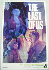 NITF ☆ The Last of Us: American Dreams ☆ Poster Lithograph ☆ Never Sold Retail!