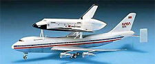 Academy Space Shuttle with 747 Transport 1/288 model kit new 12708