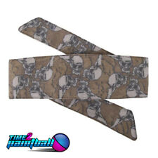Hk Army Paintball Headband Hostilewear Skulls - Tan