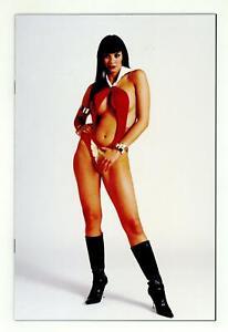 Vampirella Strikes #1 DF Virgin Photo Variant NM- 9.2 2013