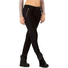 Bequem sitzende Hosengröße 36 Damenhosen aus Baumwollmischung