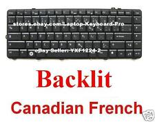 Dell Studio 15 1535 1536 1537 1435 PP33L Keyboard Backlit Canadian French 0DW479