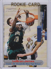 LEBRON JAMES 2003 SI for Kids ROOKIE CARD Basketball IRISH High School RC