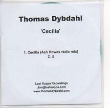 (AE805) Thomas Dybdahl, Cecilia - DJ CD