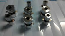 6pcs 80W 120KHZ Ultrasonic cleaner Ultrasonic cleaning transducer vibrator