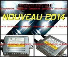 ★2014★ KIT XENON HID H7 BMW SERIE 5 E60 BERLINE 2003-12/2006 CONVERSION AMPOULE