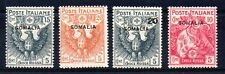 1915/16 SOMALIA CROCE ROSSA SERIE INTEGRA A/1941