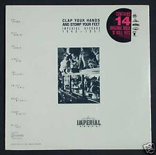 """""""CLAP YOUR HANDS…IMPERIAL RECORDS 1949-57"""" LP, NM"""