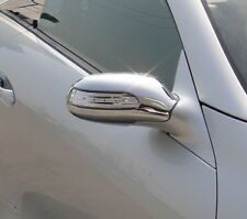 MERCEDES BENZ SLK CONVERTIBLE CLASS R171 CHROME DOOR MIRROR TRIMS 2004 - 2009