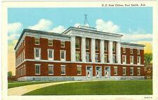 Fort Smith, Arkansas, Post, Postamt, um 1910/20