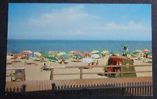 1961 POSTCARD REHOBOTH BEACH DELAWARE FROM THE BOARDWALK