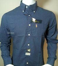 Long Sleeve Men's Shirts Ralph Lauren Slim Fit Shirt