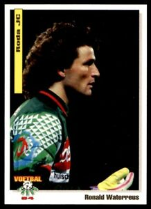 Panini Voetbal Cards 94 Ronald Waterreus Roda JC No. 78