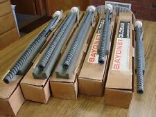 Heat Treating Furnace Globar Spiral Elements Carborundum Bayonet 26 X 16 X 1