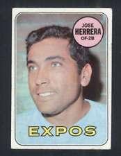 1969 Topps #378 Jose Herrera G RC Rookie Expos 46391
