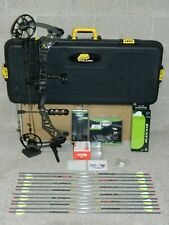 Loaded LEFT Handed Mathews VXR 31.5 Bow Package- Stone Tactical
