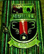 Vintage Michelob On Draught Lighted Bar Beer Sign Anheuser Busch L@K!
