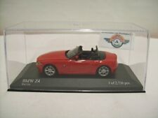 BMW Z4 Roadster (E85), red, 2002, Minichamps 1:43