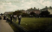 Cleethorpes. The Bowling Green in Glenco Series.