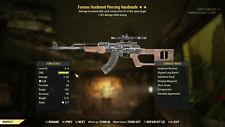 Fallout 76 (PC)🌟🌟🌟 Furious +10%Dmg. while aim Handmade