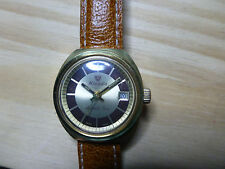 WATCH MONTRE NIVADA ANTARCTIC SUN PENGUIN SWISS MADE STEEL ACIER VACHETTE 12