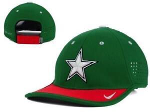 Dallas Cowboys Nike Sports Dri Fit L91 Vapor NFL Football Team Logo Cap Hat