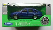 WELLY POLONEZ CARO PLUS BLUE 1:34 POLISH CLASSICS DIE CAST METAL MODEL NEW BOX