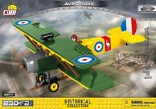 COBI AVRO 504K / 2977 / 230 pcs blocks WWI British fighter Small Army