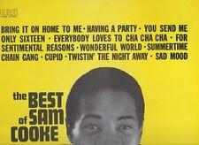 Sam Cooke The Best Of  Stereo 12inch Vinyl Lp RCA