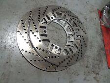 kawasaki concours zg1000 front wheel brake discs disks rotors 86 87 1986 1987