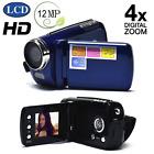 Full HD 1080P 16MP TFT 4X Digital Zoom Mini Camera DV Digital Video Camcorder