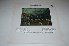 Handel~Concerto Grosso, Op. 6~Telemann Society Orchestra~Richard Schulze~Vox