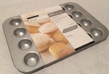 Williams-Sonoma Mini Muffin Pan, 24-Cup Commercial Quality Bakeware New