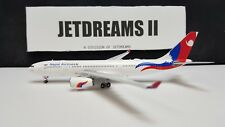 1/400 NEPAL AIRLINES AIRBUS A330-200 2018'S COLORS 9N-ALY PHOENIX MODELS