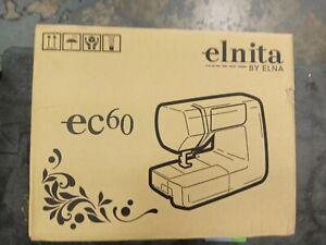 Elna Elnita EC60 Computerized Sewing and Quilting Machine