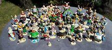 Gros lot figurines asterix plastoy 55 pieces