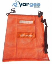 Vorgee Swimming Bag Mesh Bright Orange 60cm x 50cm / Swim Bag Mesh