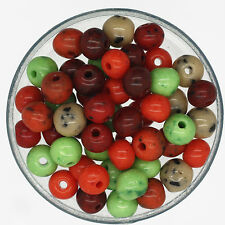 Czech Glass Mellow Speckle 4-5mm Petite Bead Mix Earthy Color Mix pack /100