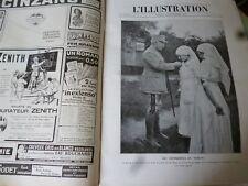 ILLUSTRATION 1917 3888 VERDUN CHINE RUSSIE RIGA Italie LOTI SALONIQUE GRECE TSF